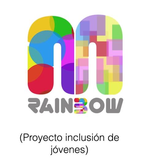 logo rainbow hede