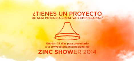 zinc shower emprendimiento hede